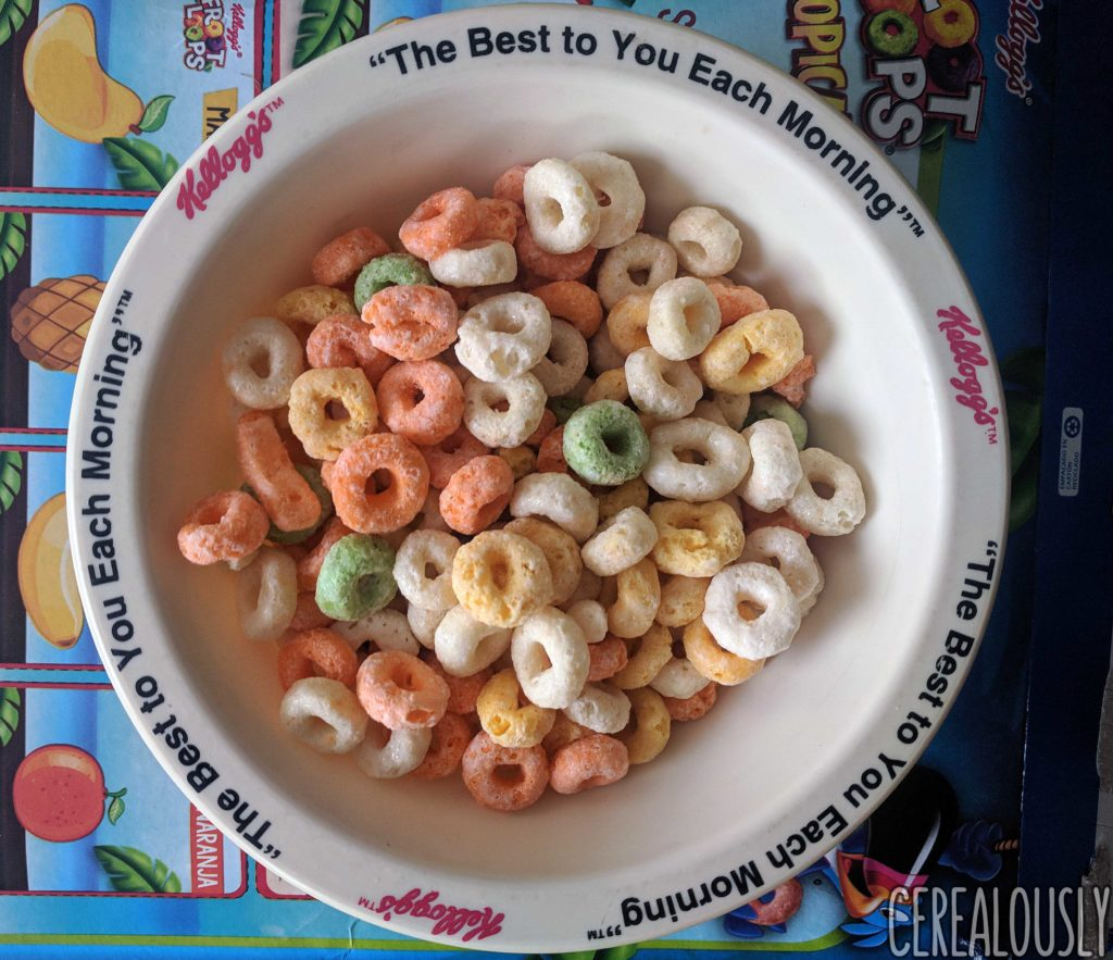 Review: Tropical Froot Loops From Mexico